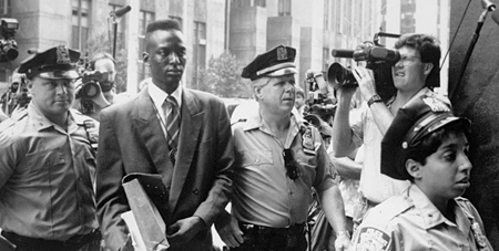 This picture of Yusef Salaam is one of the most haunting pictures of the century.