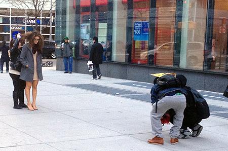 A Shooting Near WTC